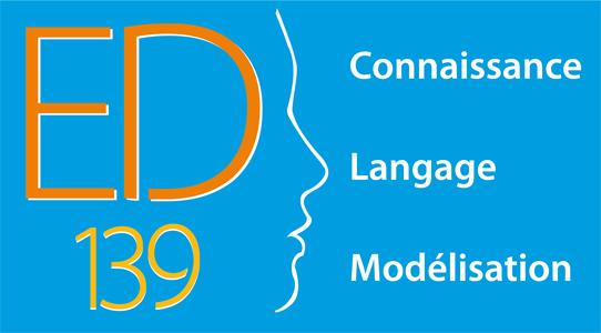 Ecole doctorale 139 : connaissance, langage, modélisation Université Paris Ouest Nanterre la Défense